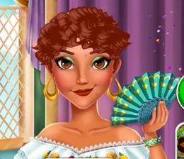 Prenses Elena'nın Çılgın Saçları