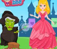 Prenses'i Cadının Büyüsünden Kurtar