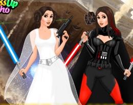 Prenses Leia İyi Ve Kötü