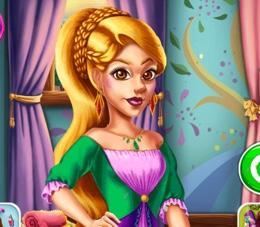 Prenses Natali'nin Makyajı