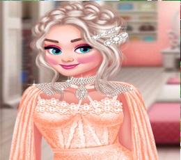 Prensesin Makyajı