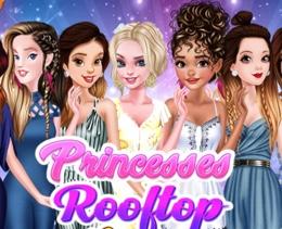 Prensesler Çatı Katı Partisinde