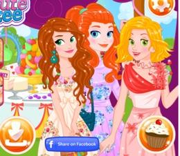 Prensesler Harikalar Diyarında