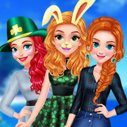 Prensesler İrlandada