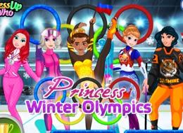 Prensesler Kış Olimpiyatlarında
