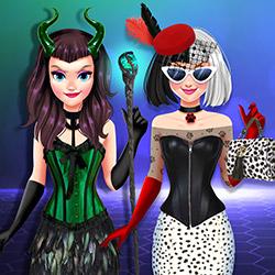 Prensesler Kötüler Balosu
