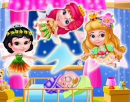 Prensesler Minik Diş Perileri