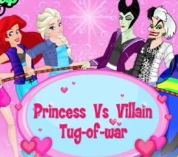 Prensesler Ve Kötüler Savaşı