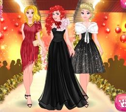 Prensesler Yılbaşı Defilesinde