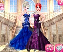 Prenseslerin Balo Mücevherleri