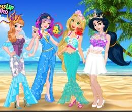 Prenseslerin Deniz Kızı Kombinleri
