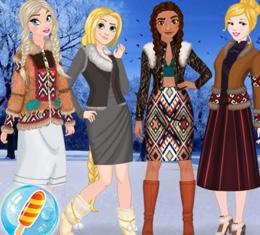 Prenseslerin Eskimo Stili