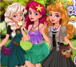 Prenseslerin Günlük Şıklığı