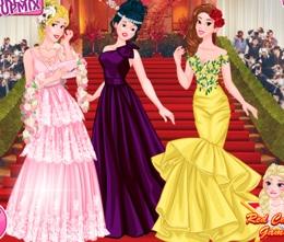 Prenseslerin Kırmızı Halı Seremonisi