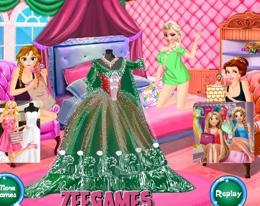 Prenseslerin Kostüm Tasarımı