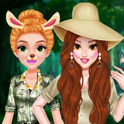 Prenseslerin Safari Kaçamağı
