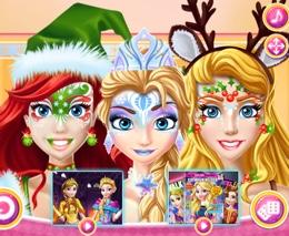Prenseslerin Yeni Yıl Makyajları