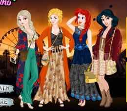 Prenseslerin Yerli Stili
