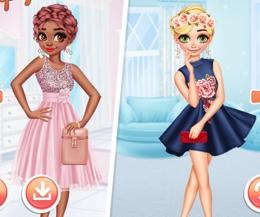 Prenseslerle Moda Şovu