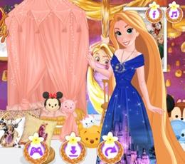 Rapunzel Disney Hayranı