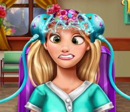 Rapunzel'e Beyin Ameliyatı