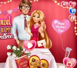 Rapunzel'in Romantik Günü