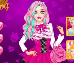 Rapunzel Monster High Hayranı