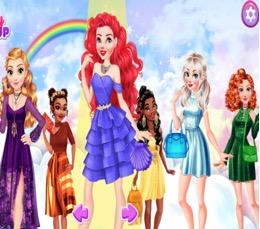 Renklerin Prensesleri
