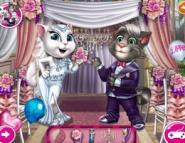 Angela Ve Tom'un Düğünü