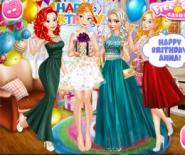 Anna'nın Doğum Günü
