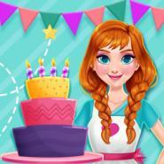 Anna Pasta Yapıyor
