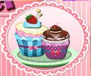 Anneler Günü Cupcake'i