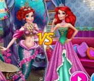Ariel Deniz Kızından Prensese Dönüşüm