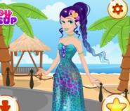 Ariel'in Okyanus Makyajı