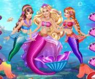 Barbie Gelin Deniz Kızı