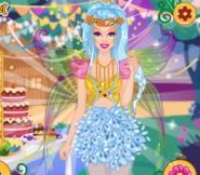 Barbie Muhteşem Renkler Perisi