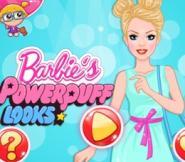Barbie'nin Powerpuff Stili