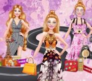 Barbie'nin Seyahat Kombinleri