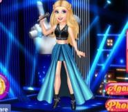 Barbie O Ses Yarışmacısı