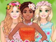 Barbie Ve Dostları Bahar Güzelleri