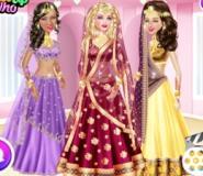 Barbie Ve Hintli Dostları