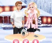 Barbie Ve Ken Kış Evinde