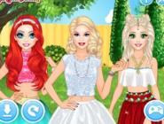 Barbie Ve Prenseslerin İnstagram Stili