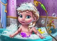Bebek Elsa'yı Yıka