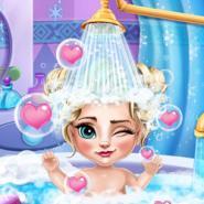 Bebek Elsanın Banyosu