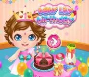 Bebek Lilynin Doğum Günü