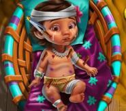 Bebek Moana'nın Tedavisi