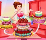 Belle'nin Muhteşem Pastaları