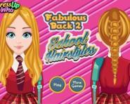 Beyza'nın Okula Dönüş Saçları