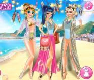 Bohem Plaj Güzelleri